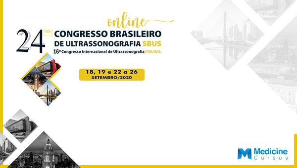 24º Congresso Brasileiro de Ultrassonografia SBUS