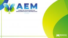 Curso Atualização em Endocrinologia e Metabologia - AEM - 2022