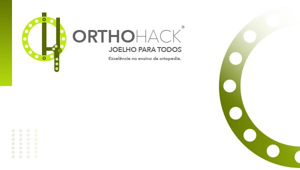 ORTHOHACK – CURSO JOELHO PARA TODOS