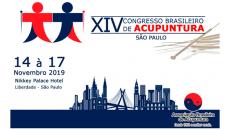 XIV CONGRESSO BRASILEIRO DE ACUPUNTURA
