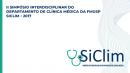 II Simp Interdisciplinar do Departamento de Clínica Médica da FMUSP Siclim 2017