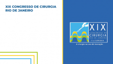 XIX CONGRESSO DE CIRURGIA DO RIO DE JANEIRO