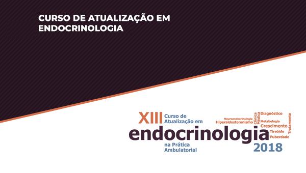 DVD + ONLINE - XIII Curso de Atualização em Endocrinologia na Prática Ambulatorial 2018