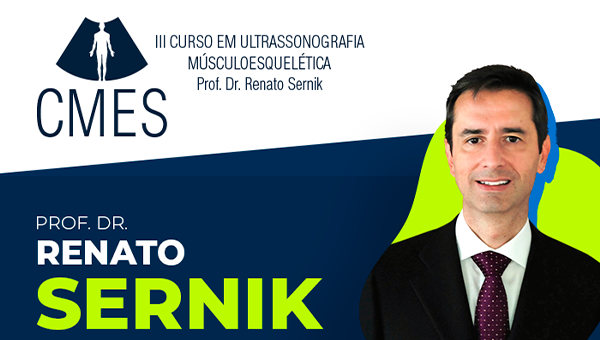 PRESENCIAL - V CURSO DE ULTRASSONOGRAFIA MÚSCULOESQUELÉTICA Prof. Dr. Renato A. Sernik - PRESENCIAL