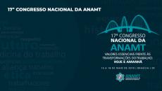 17 Congresso ANAMT - Completo Pré Congresso E Aulas