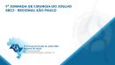 7ª JORNADA DE CIRURGIA DO JOELHO DE SÃO PAULO - SBCJ